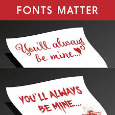 What Font Do They Use In Memes - fonts do matter hendro lim designs