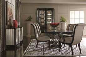 bernhardt dining room bernhardt miramont 9 piece dining set with double pedestal table