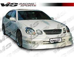 lexus is 300 kit 1998 2005 lexus gs 300 400 4dr kit vis racing sports inc