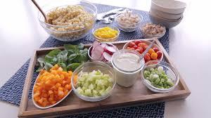 cuisiner du bar bar à salade de macaroni cuisine futé recette pas cher
