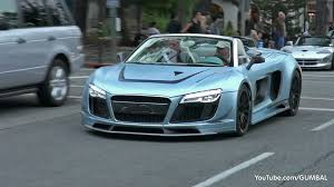 audi r8 razor gtr audi r8 razor spyder gtr by ppi speed design youtube