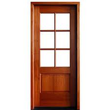 30 Exterior Door With Window 30 X80 Doors 2 6 X6 8 Doors At Doors4home