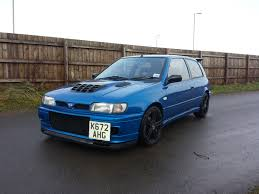 Nissan Pulsar Gti R Forged Sold