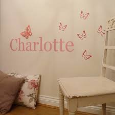 personalised bedroom wall stickers personalised wall stickers 3d butterfly stickers for walls home design ideas ersonalised 3d butterfly wall sticker part 59