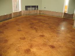 flooring best ideas about painted concrete floors on pinterest for