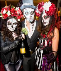 dirty halloween party dirty martini monument london designmynight