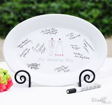 guest plate 267 best guest book alternatives images on guest book