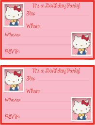 hello kitty archives mandy u0027s party printables