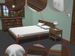 Schlafzimmer Braunes Bett Einen Befall Durch Bettwanzen Erkennen U2013 Wikihow