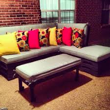 Patio Furniture Made From Pallets by Diy Outdoor Furniture Made From Pallets Photos Of Outdoor