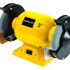 stanley sgb3715 bench grinder 373w u2013 hardware centre