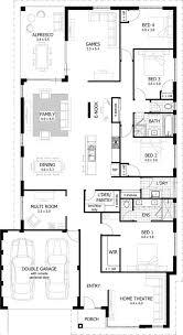 52 best smart home floorplans images on pinterest theatres