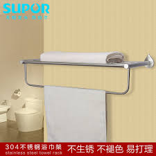 Bathroom Accessories Towel Racks by Usd 66 02 Supor Lead Free 304 Stainless Steel Towel Rack Bathroom