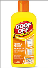 goof off caulk remover u0026 foam remover goof off