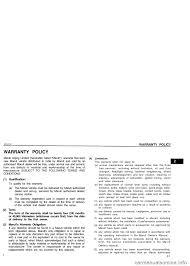 suzuki baleno 1999 1 g owners manual