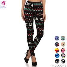 Giraffe Print Leggings Online Buy Wholesale Black Print Leggings From China Black Print