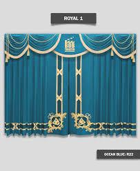 velvet drapes u0026 panels home decor decorative curtains theater