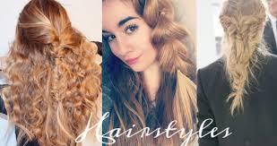 4 different hairstyles 4 peinados distintos instagram