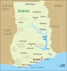 Accra Ghana Map Ben Grenyer Is Fundraising For International Service