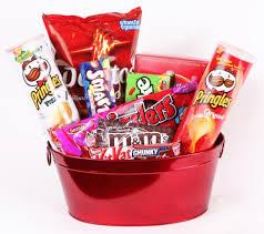 Junk Food Gift Baskets Junk Food Lovers Regular