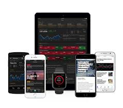 bloomberg mobile u0026 apps