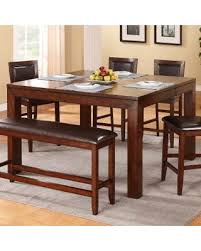 counter height dining table butterfly leaf huge deal on winners only fallbrook counter height dining table with