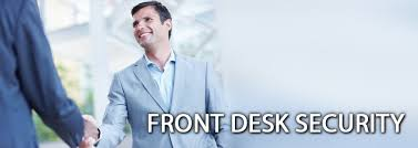 Security Front Desk Security Company Utah Centurion Security