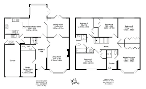 five bedroom house plans 5 bedroom house floor plans home idea modern stylish