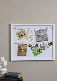 frame of preference shadow box white solid vintage inspired