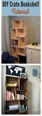 688 best home decor diy images on pinterest home diy and diy crate bookshelf