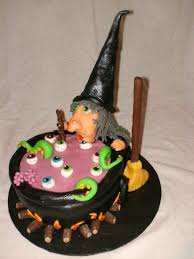 Halloween Witch Cake by Novelty Cake Makers U2013 The Quirky Cake Factory U2013 Seasonal Cakes