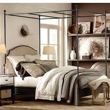 from pottery barn pottery barn aberdeen canopy bed copycatchic