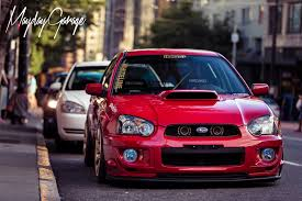 subaru wrx custom interior smith mayday garage