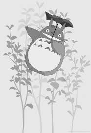 32 best totoro silhouette images on pinterest studio ghibli my totoro one of mine and the little general s favorite movies