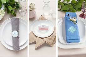 how to fold napkins for a wedding table setting tips 3 menu napkin folds gift favor ideas from
