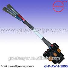 txl 0 75mm2 4 pin waterproof connector 4920029 wiring harness