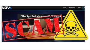 nova trader app review exposes michael newberry scam youtube