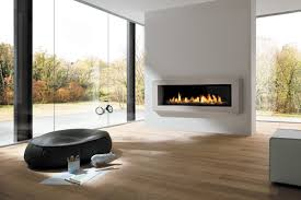Martin Gas Fireplace by Ideas U0026 Tips Montigo Fireplace On White Wall Plus Wooden Floor