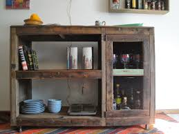 Reclaimed Wood Shelves by Rustic Reclaimed Wood Shelves Home Designing Make A Reclaimed