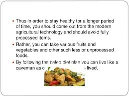 a simple effective paleo diet meal plan