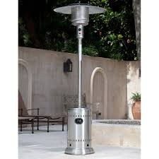 Living Flame Patio Heater by Patio Heaters Costco
