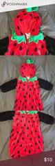 Strawberry Baby Halloween Costume Carter U0027s Infant Strawberry Halloween Costume Strawberry Costume