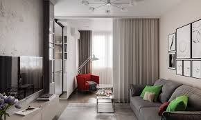 Modern Studio Furniture by 3 Modern Studio Apartments With Glass Walled Bedrooms