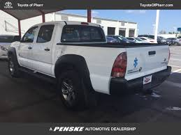 2013 toyota tacoma service schedule used toyota tacoma at toyota of pharr serving mcallen mission