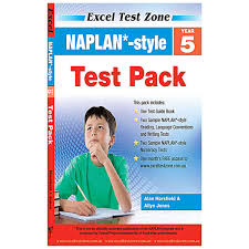 year 5 naplan style test pack big w