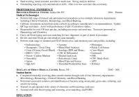 Ct Tech Resume Examples by Microbiology Resume Samples Great Job Resumes