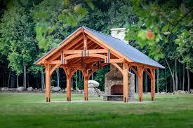 plans outdoor pavilion plans