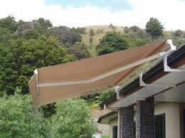 Mechanical Awnings Retractable Awnings Canvas Concepts