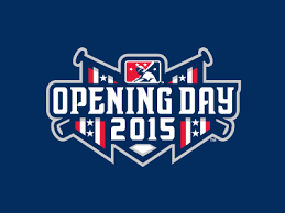 it s minor league opening day legends on deck