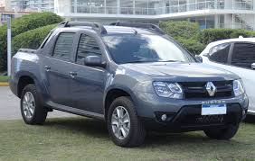 renault duster oroch wikiwand
